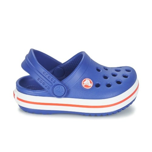 b2cc6dbb1b Crocs Kids' Crocband Clog - Blue and Red | Konga Online Shopping