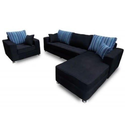 L Shaped Sofa Single Sofa Konga Online Shopping