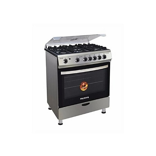 All Gas Cooker 5 Burners- Pvfs-80gg5
