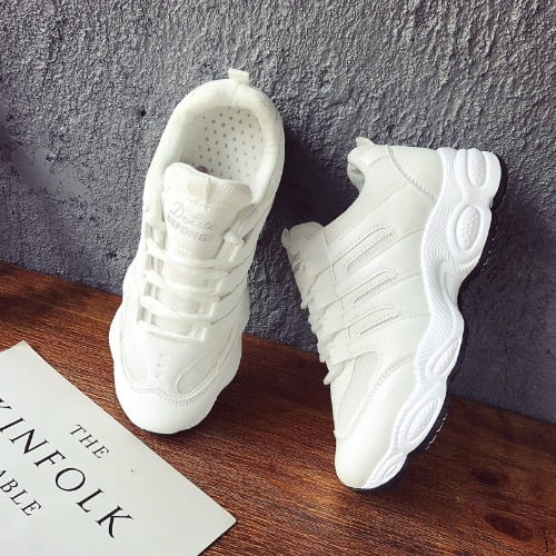 34b28f9ce894 Female Casual Sneakers - White | Konga Online Shopping