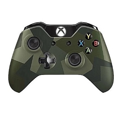 Wireless Controller Pad- Armed Forces Special Edition