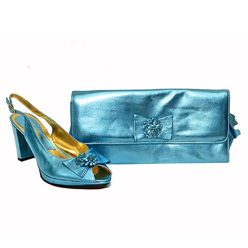 8d08d0f2ddd De Luca Italian Leather Shoes And Bag.