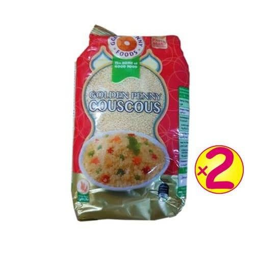 Couscous - 500g × 2 Pieces.