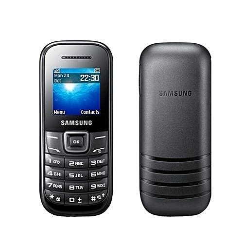 E1200i Keystone 2 Feature Phone - Black