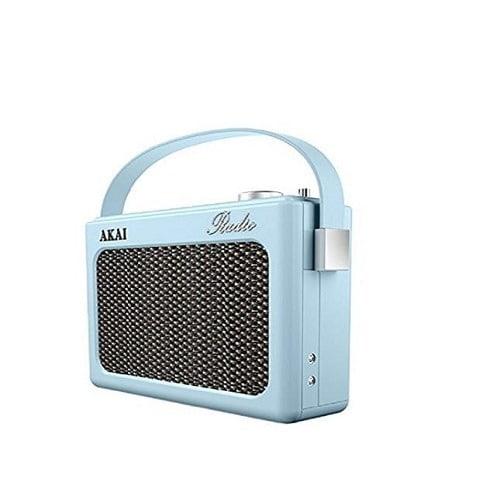 Akai Vintage Retro Radio Am Fm Alarm, Retro Radio Alarm Clock