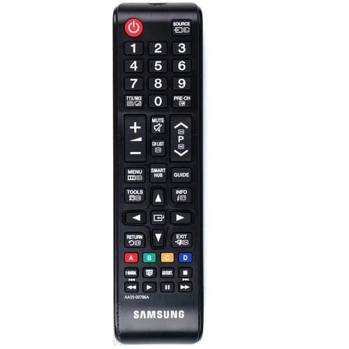 Samsung Led And Lcd Tv Remote Control Konga Online Shopping