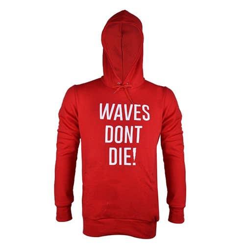 c3d6195f9754 Juno Waves Deluxe Hoodie - Red