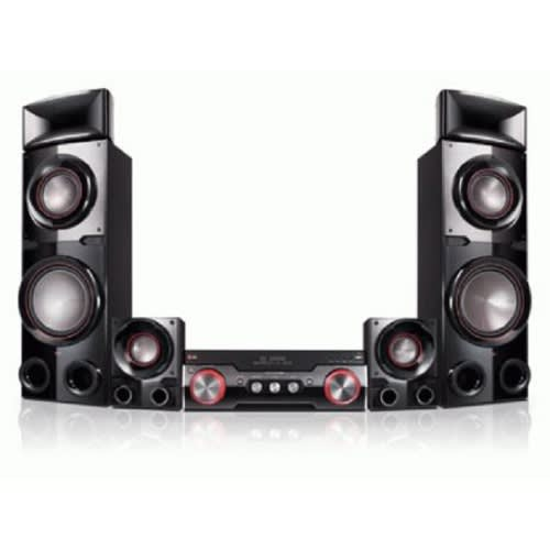 LG Home Theater System With Bluetooth – Usb – Dvd – Bass Blast – Black