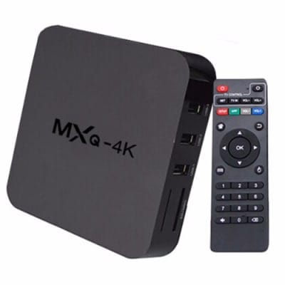 OTT Android Smart TV Box - 4k Ultra Hd