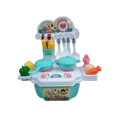 Kids Cooking Kitchen Plastic Toys Set Konga Online Shopping