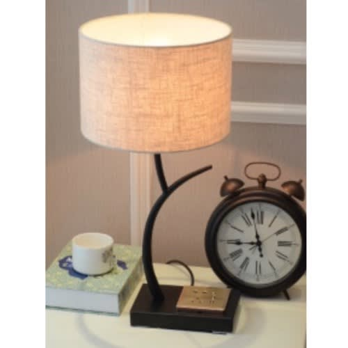 buy popular 923b1 22a3f Arched Table Lamp/ Bedside Lamp