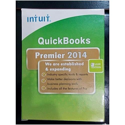 Quickbook Premier 2014 5 Users