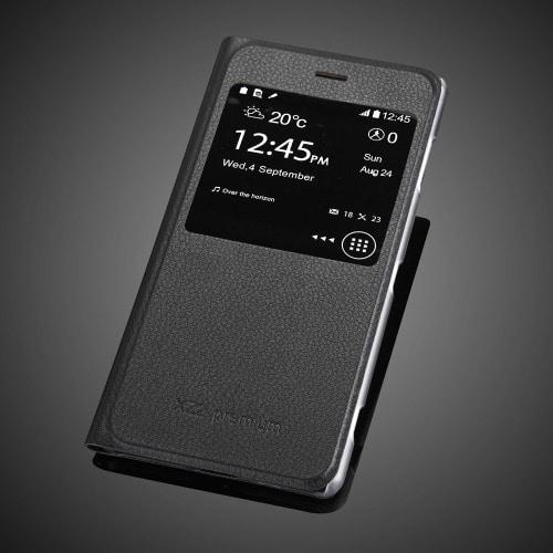 sports shoes e1b3b 682a8 Flip View Case For Sony Xperia XZ2 Premium