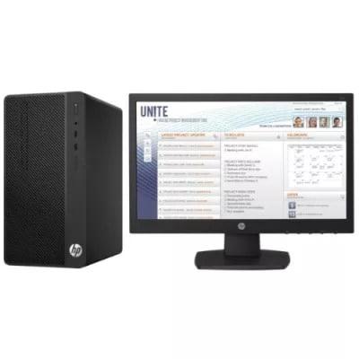 290g1 500/4gb Desktop Dual Core I5 Dos+19
