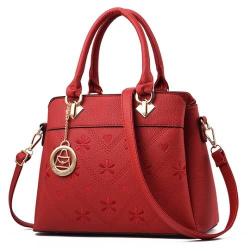 Women's Handbag - Red