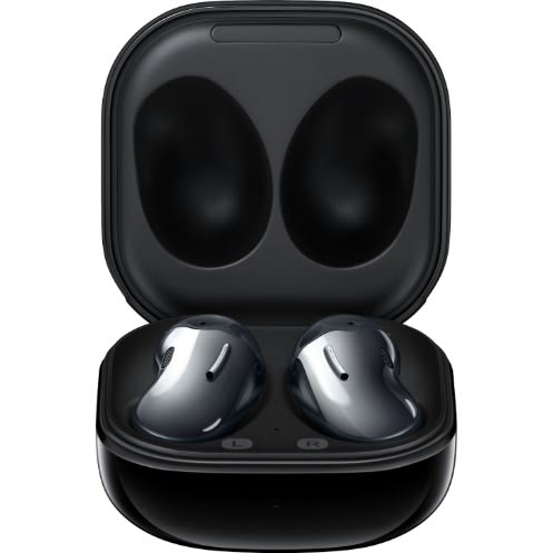 Galaxy Buds Live- Wireless Earbuds With ANC-mystic Black.