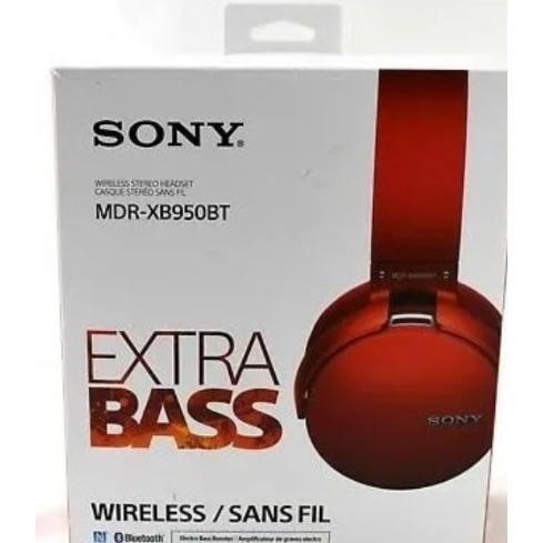 be7a3b2c7d4 Sony Extra Bass Bluetooth Headphone-mdr-xb950bt-red | Konga Online ...
