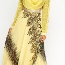 34d05cf9e04 ...  L a Lace-Drape-Chiffon-Maxi-Dress--