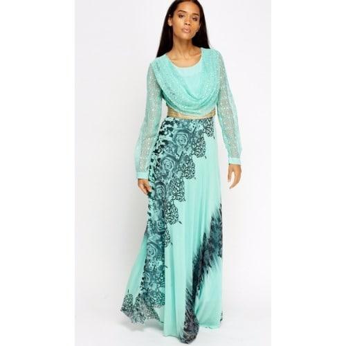 e54f131428 Mint Green Maxi Dresses – Fashion dresses