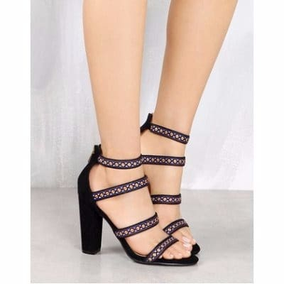/L/a/Ladies-4-Strap-Block-Heeled-Sandals---Black-7426124_2.jpg