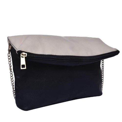 /L/a/Ladies-Colour-Block-Cross-Body-Sling-Chain-Hand-Bag-Black-8022644.jpg