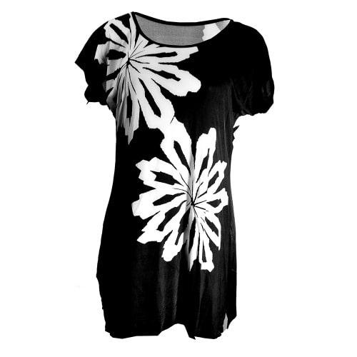/L/a/Ladies-Double-Flower-Print-Ice-Silk-Top-Blouse---Black-6983689.jpg