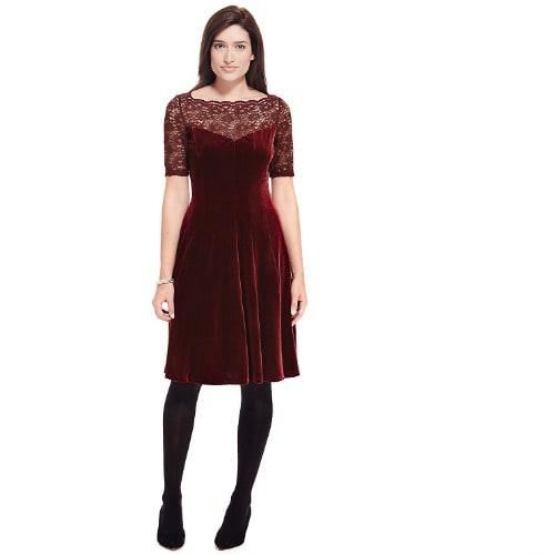 /L/a/Ladies-Lace-Yoke-Velour-Skater-Dress-5092669_1.jpg