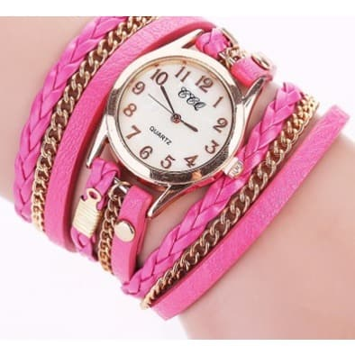 /L/a/Ladies-Leather-Strap-Bracelet-Quartz-Wrist-Watch---Pink-7923975.jpg