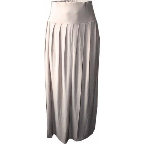 /L/a/Ladies-Maxi-Lycra-Pleated-Skirt---Brown--7925402.jpg