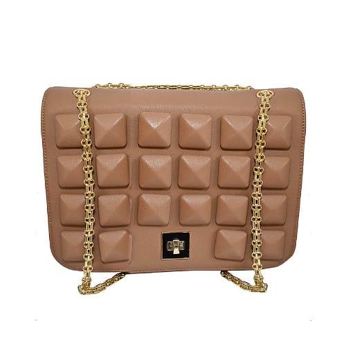 cc7c3aac2 Susen Ladies Mini Chain Bag - Brown
