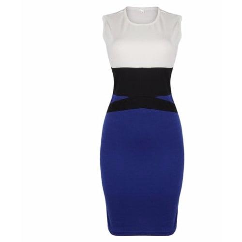 /L/a/Ladies-Pencil-Dress---White-and-Blue-7709490.jpg