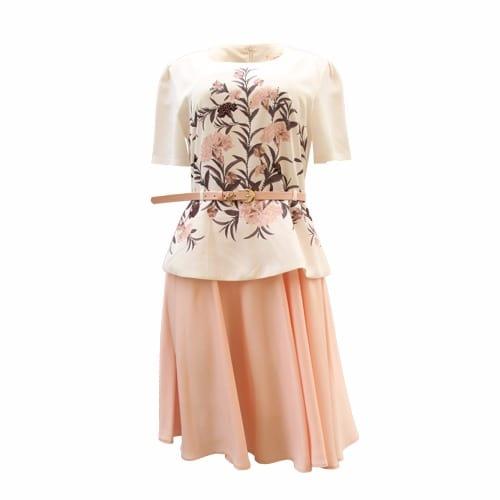 /L/a/Ladies-Peplum-Dress-Cream-Peach-7917425.jpg