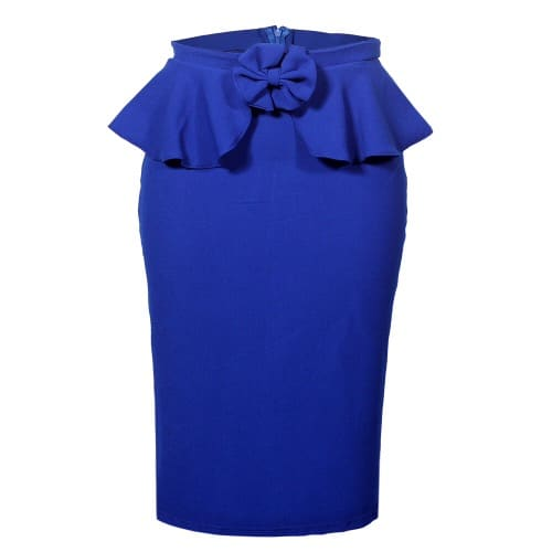 /L/a/Ladies-Peplum-Midi-Skirt-With-Bow-Front-Detail---Cobalt-Blue-7507273_1.jpg