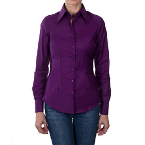 /L/a/Ladies-Plain-Slim-Fitted-Shirt---Purple--7734525.jpg