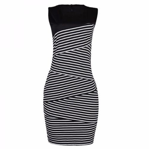 /L/a/Ladies-Sleeveless-Stripped-Mini-Dress---Black--7173067.jpg