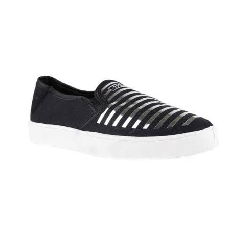 /L/a/Ladies-Striped-Sneakers---Black-Silver-7896559.jpg