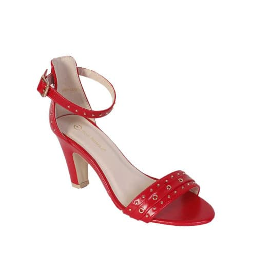 /L/a/Ladies-Studded-Heeled-Sandals---Red-6994664.jpg