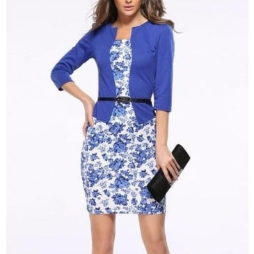 /L/a/Ladies-Three-Quarter-Sleeve-Corporate-Patchwork-Dress-with-Belt---Blue-White-7291970_6.jpg