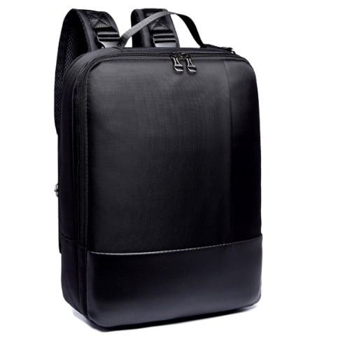 b721135577 Anti-theft Water-Resistant Backpack - Black
