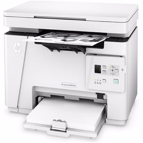 LaserJet Pro MFP M26a Black and White Printer