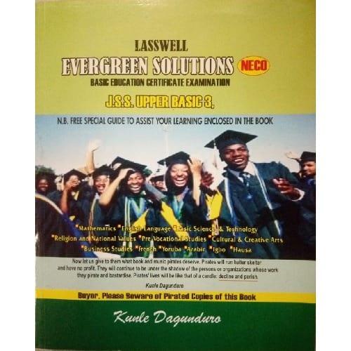 Lasswell Evergreen Solutions -NECO   Konga Online Shopping