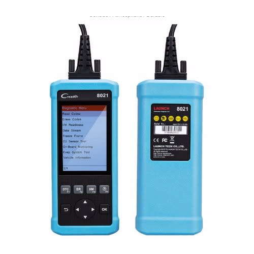 Launch Creader 8021 Professional OBDII Scanner & Diagnostic Tool