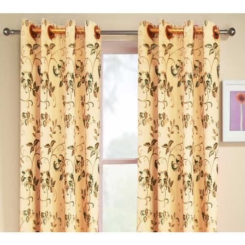 Lavista Omax Damask Curtain - 220x150 cm