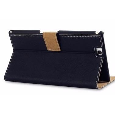 cheaper dc533 1000c Leather Flip Case for Sony Xperia Z Ultra - Black