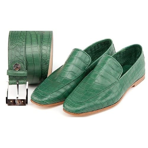 /L/e/Leather-Loafers-with-Bel---Green-5026628.jpg