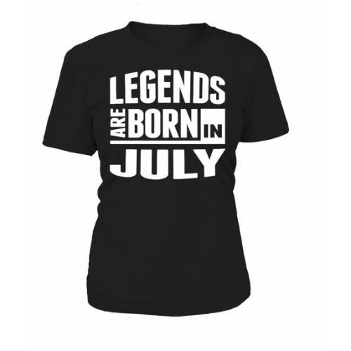Danami Legends Are Born In July Birth