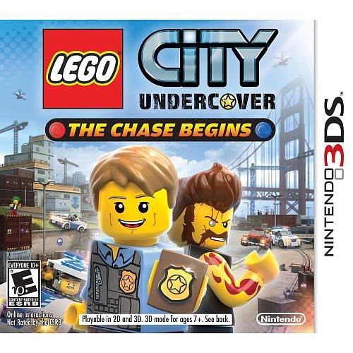 Lego City Undercover - Nintendo 3DS