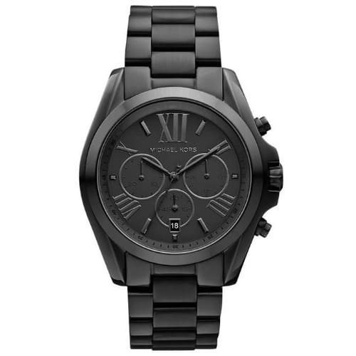 4db3e579839c Michael Kors Lexington Dial Men s Luxury Wrist Watch- Black