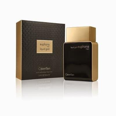 9f6c068062 Calvin Klein Liquid Gold Euphoria EDP for Men- 100ml | Konga Online ...