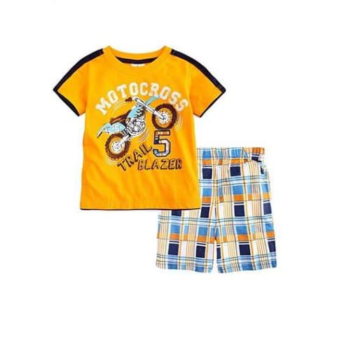 /L/i/Little-Boys-Cotton-Short-Sleeve-T-shirt-Plaid-Short-Set-7031096.jpg